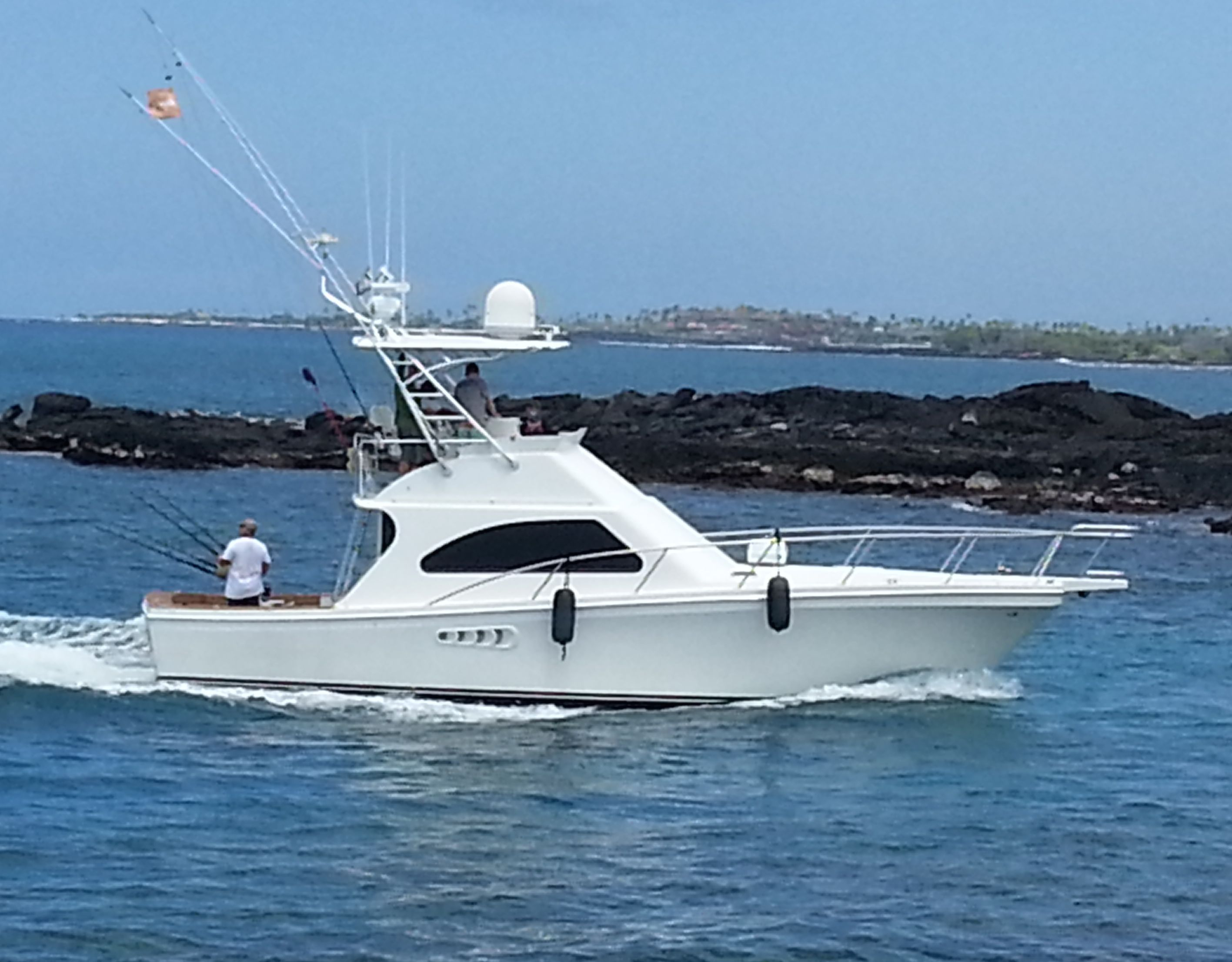 Kona charter sportfishing kailua kona hawaii fishing for Kona sport fishing